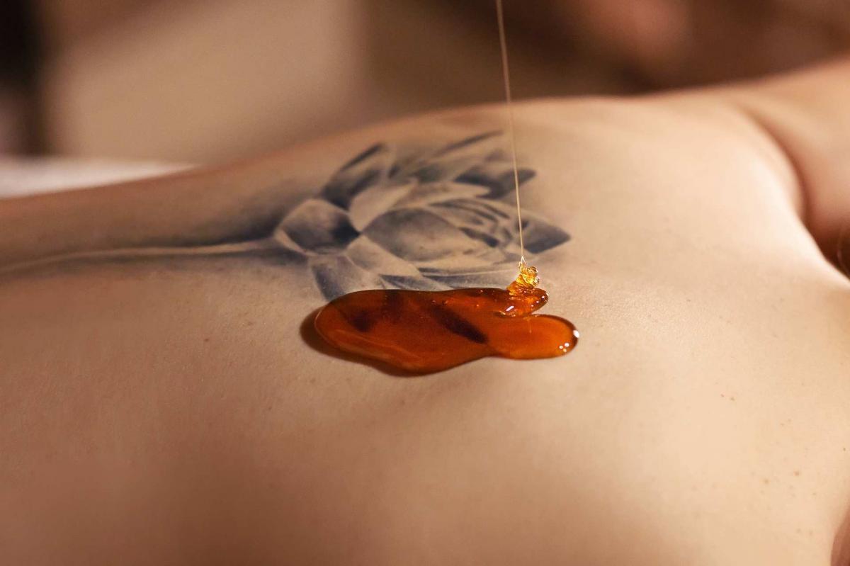 trattamenti benessere miele